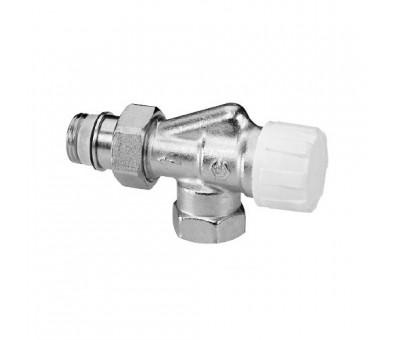 Termostatinis ventilis kampu axial DN15 SIMPLEX