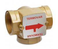 Trieigis termostatinis vožtuvas 61°C DN25 Termovar VEXVE