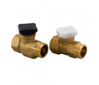 Balansavimo ventiliai kolektoriui (2 vnt.) UPONOR