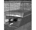 Izoliuotas vamzdis Uponor Ecoflex Quattro 2 x 25 x 2,3 - 28 x 4,0 - 18 x 2,5 / 175