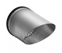 Ventiliacijos antgalis 100 / L-200 mm