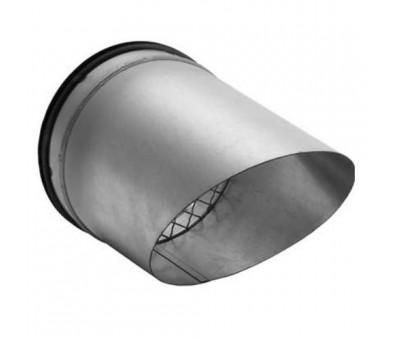 Ventiliacijos antgalis 125 / L-225 mm
