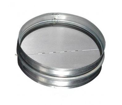 Ventiliacijos atbulinis vožtuvas 125 mm