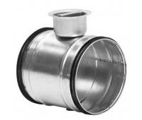 Ventiliacijos reguliavimo sklendė 100 mm
