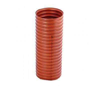 Šulinio stovas PVC gofruotas 425 x 2000 mm Wavin